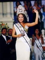 Francys Barraza Miss Tourism Winner 2000