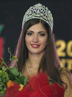Ecaterina Sau Miss Tourism Winner 2007