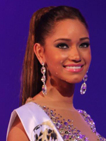 Beronika Martinez Miss Tourism Winner 2013
