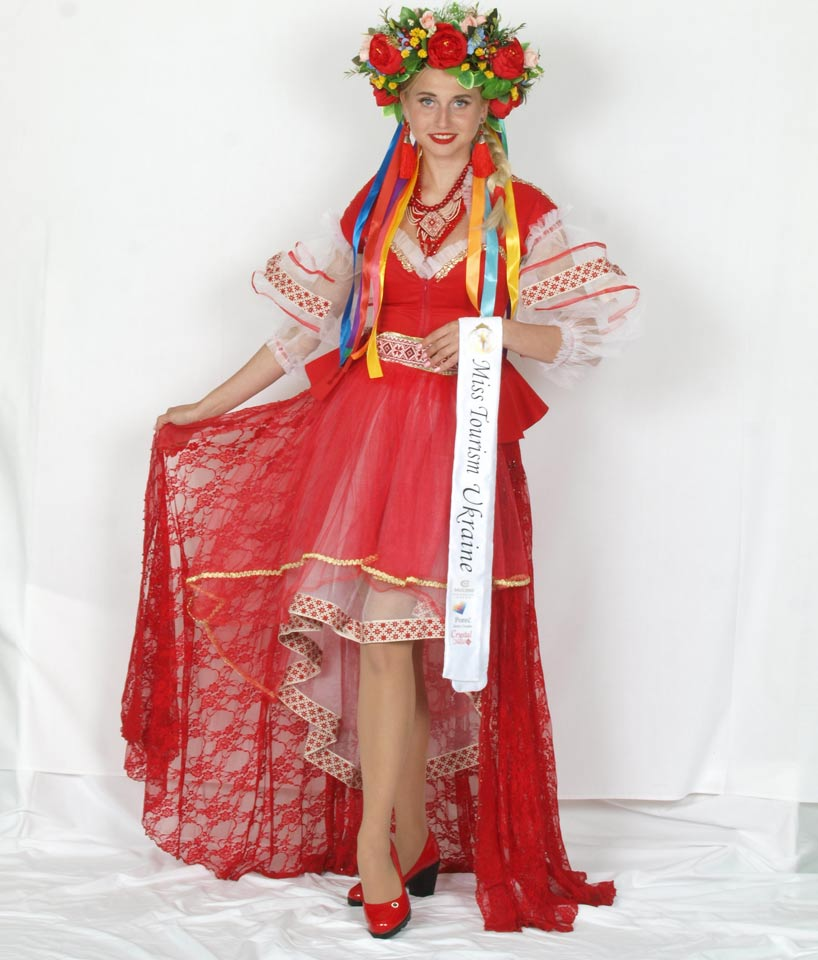 national costume ukraine