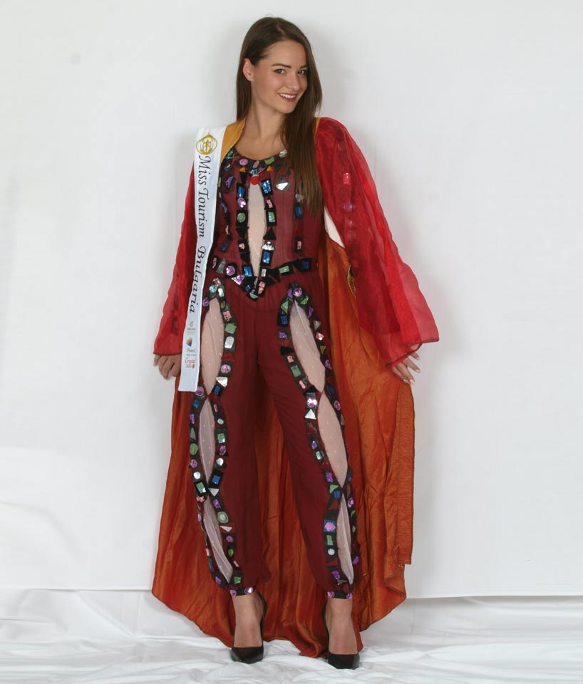 bulgaria national costume