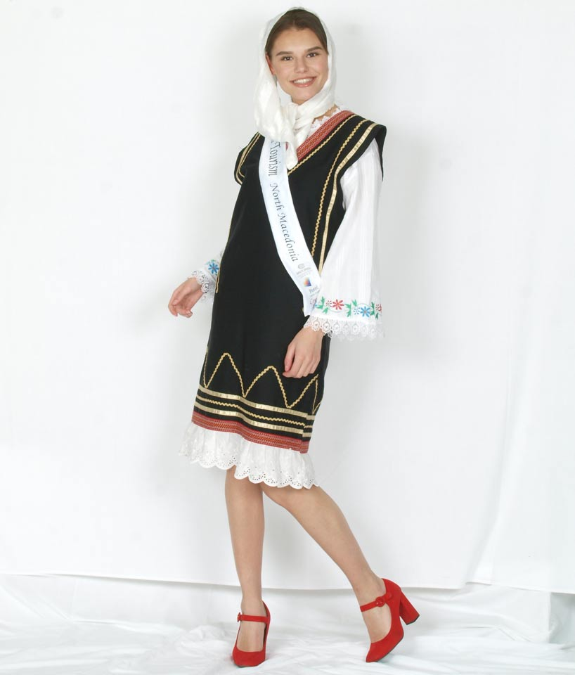 national costume macedonia