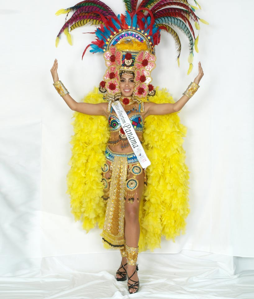 panama national costume