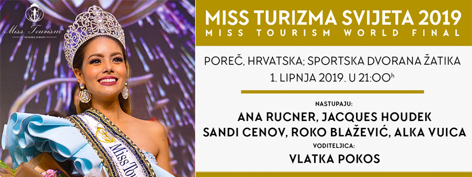 miss tourism world final banner