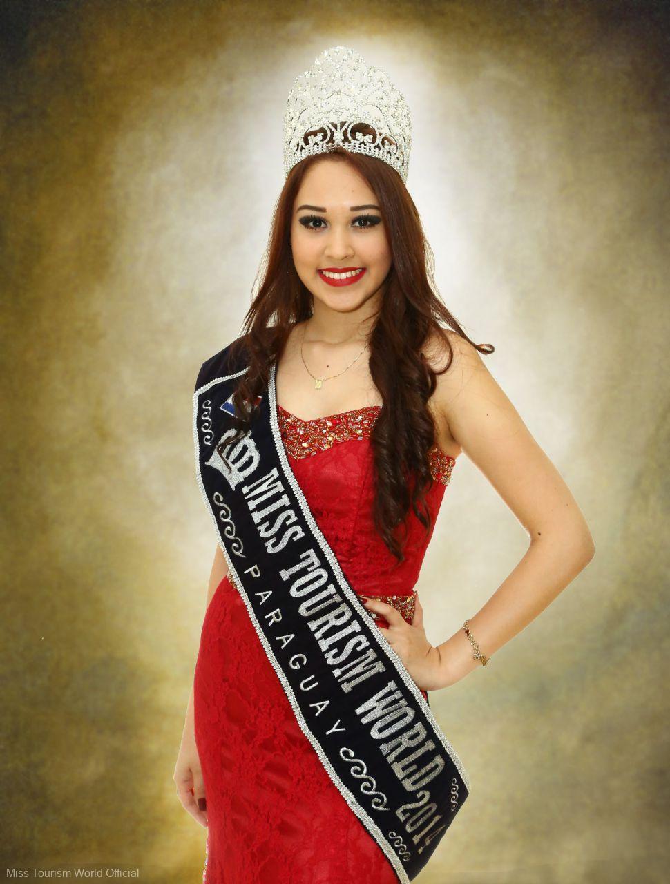 Miss Tourism Paraguay 2014 | Miss Tourism World - official