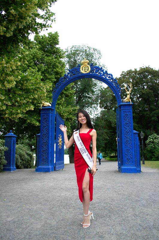 Miss Tourism World - official website for world beauty pageants
