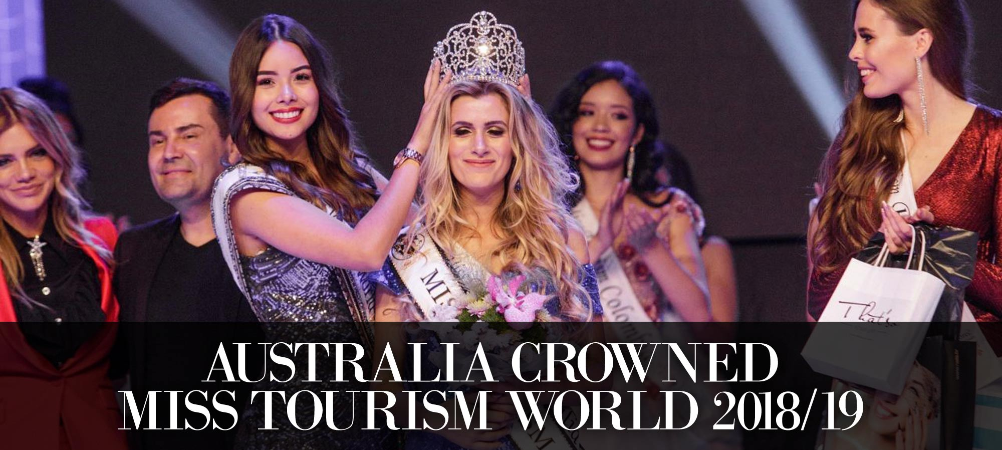 miss tourism world final winner 2018-2019