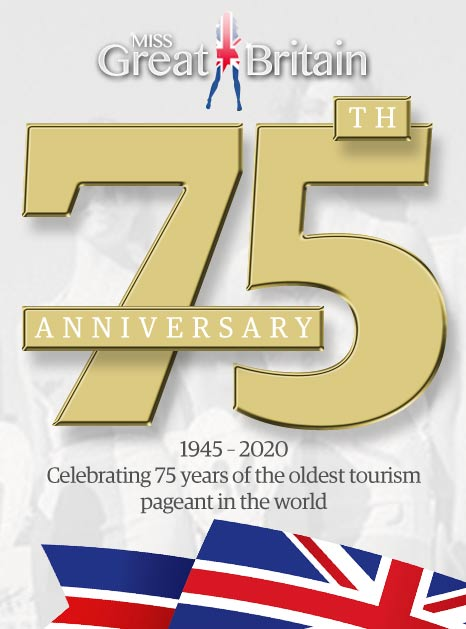 75th Anniversary of Miss Great Britain Pageant